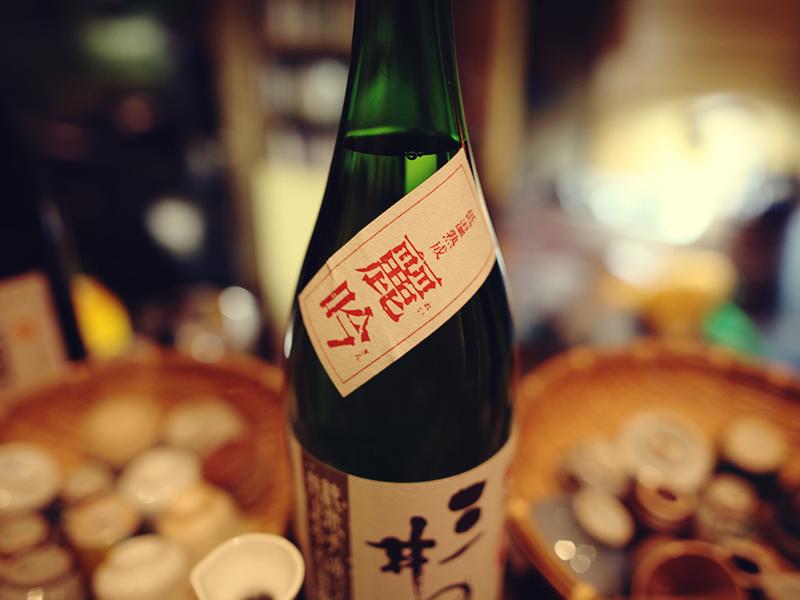 三井の寿 麗吟 純米吟醸 純米蓋麹