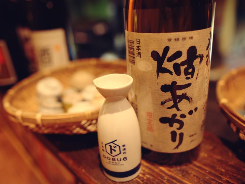 燗あがり_燗酒